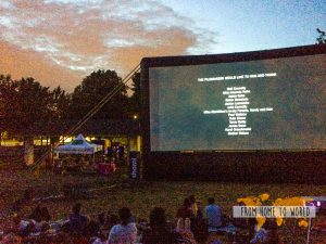 Filmfestival Christie Pits
