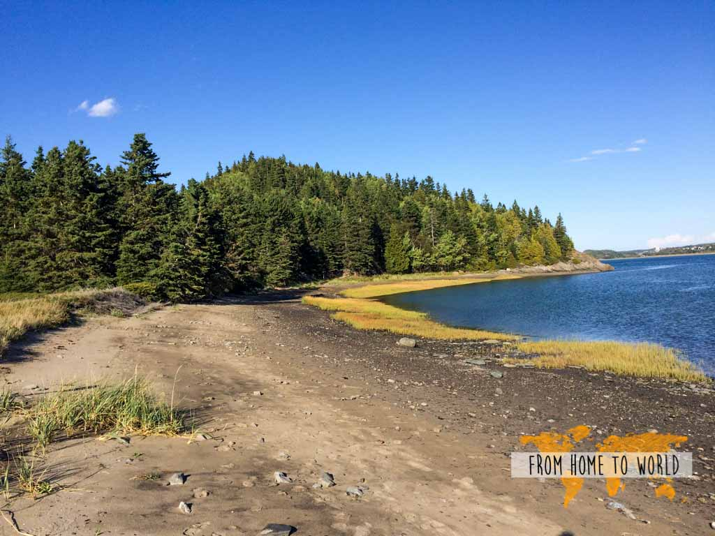 Things to do in gaspesie from home to worldfrom home to for Parc national du bic